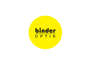 Logo Firma Binder Optik GmbH in Tuttlingen
